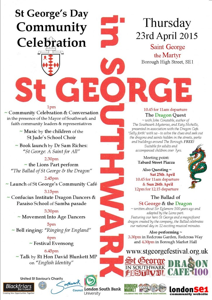 st georges festival A1 poster2015 final
